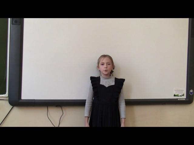 Изображение предпросмотра прочтения – ТюринаЕкатерина читает произведение «Стрекоза и Муравей» И.А.Крылова