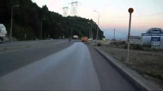 Bolu Dağı Bisikletle iniş