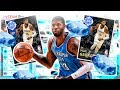 SAPPHIRE MOMENTS PAUL GEORGE DESTROYS KRISTAPS PORZINGIS TWICE! INSANE NBA 2K18 MYTEAM GAMEPLAY!.