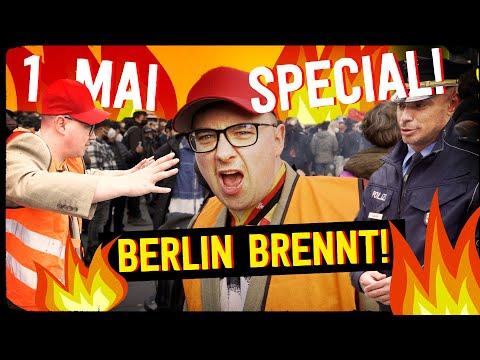 BERLIN BRENNT - 1. MAI SPECIAL!