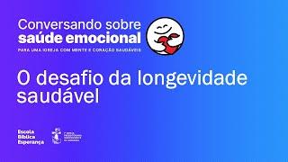 O desafio da longevidade saudável | Raquel Ferreira Barcelos