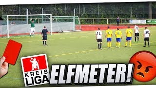 Kurioser ELFMETER!😱 Hartes Kreisliga Spiel!🔥 ft ROTE Karte, TORE, FAILS ⚽ #ellingerjungs PMTV