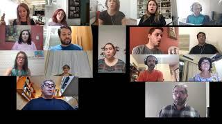 Coro Haydéa Moraes - Salmo 142 (online)