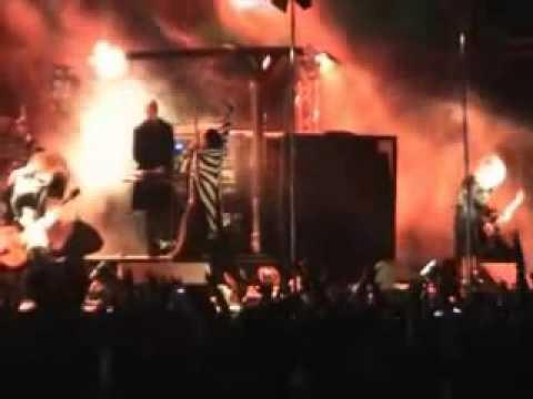 Marilyn Manson - Compilation (Against All Gods Tour @ Rockwave Festival, Athens) 24/06/2005