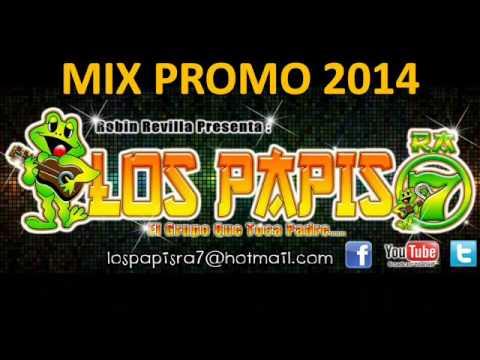 LOS PAPIS RA7  ( MIX CD3 PROMO 2014)