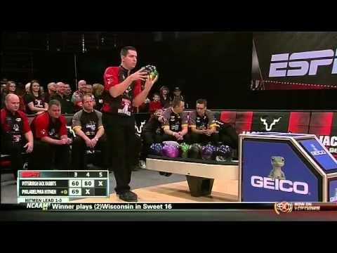 2014 PBA League Quarterfinal: Philadelphia Hitmen vs. Pittsburgh Jack Rabbits