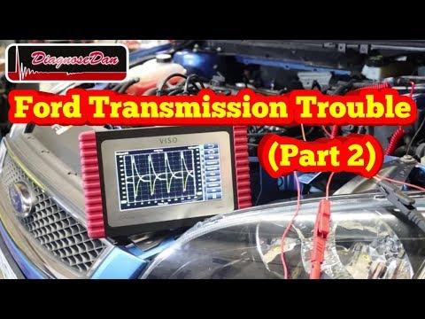 Смотрите сегодня Ford transmission trouble part 1 видео новости на