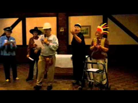 AARP OLD MAN YMCA Parody