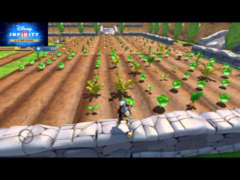 How to get Fruitful Harvest Trophy Guide on Disney Infinity 3.0  