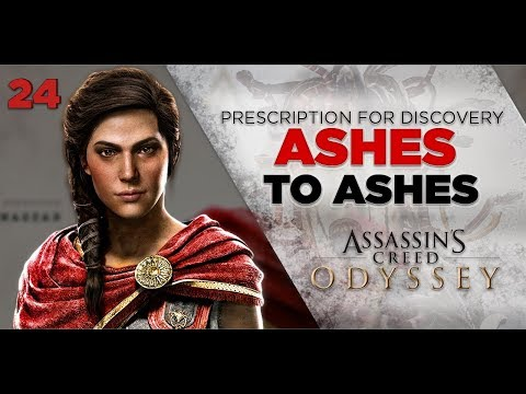 Assassins Creed Odyssey Gameplay | ASHES TO ASHES - Odyssey Quest [24] 1