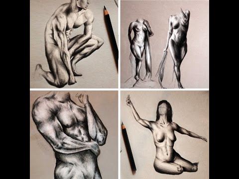 How To Draw People Learning Some Easy Proportion Tips For Beginners Step By Step Tutoria