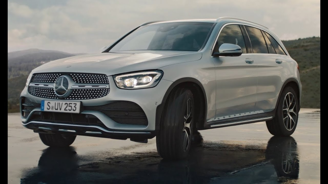 2020 Mercedes GLC - Excellent SUV !!! - YouTube