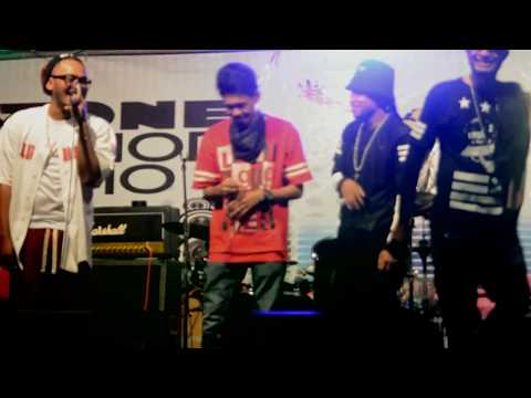 H2K (Hip Hop Kupang) Oum Hit Tap So' (Live Performance @Atambua)