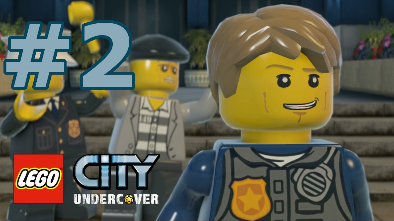 Lego City Undercover Walkthrough Chapter 2 Blast From The Past Assignment 1 Some Assaults Youtube