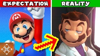 10 Nintendo Biggest MISTAKES And FAILS