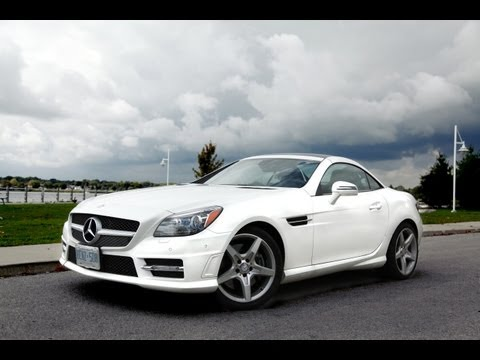 2012 Mercedes-Benz SLK350 Review - More than the sum of its upgrades