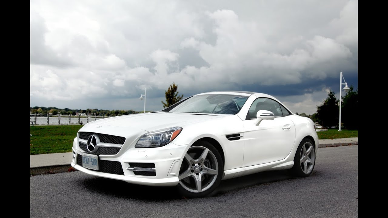 2012 mercedes benz slk350 review more than the sum of its upgrades youtube