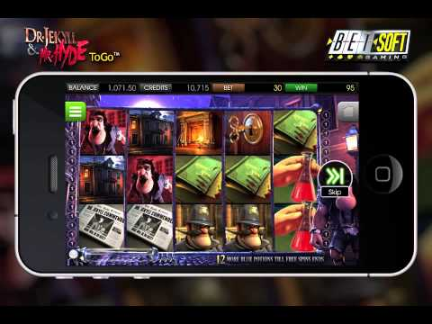 BetsoftGaming Presents Dr. Jekyll & Mr. Hyde ToGo™