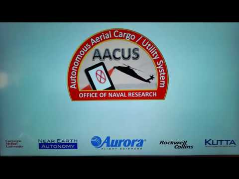 aurora flight sciences accus self flying helicopter