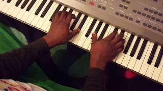 African praises keyboard Easy chords to lern