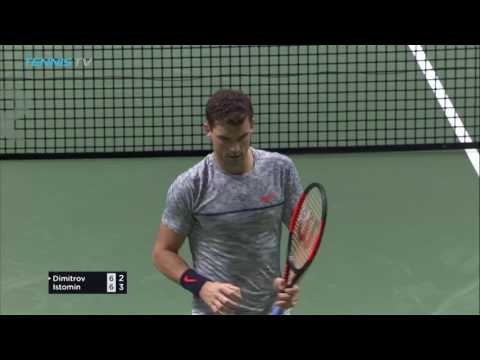 2017 ABN Amro World Tennis Tournament, Rotterdam Thursday Highlights ft. Berdych & Cilic