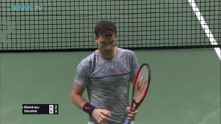 2017 ABN Amro World Tennis Tournament, Rotterdam Thursday Highlights ft. Berdych & Cilic