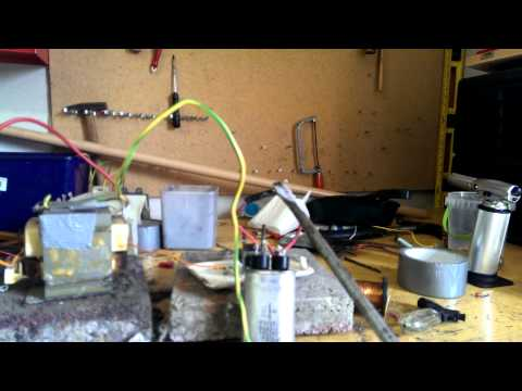 microwave capacitor discharges microwave capacitor discharges