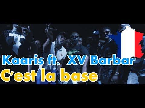 GERMAN REACT TO FRENCH RAP: Kaaris - C'est la base ft. XV Barbar   german reacts   cut edition