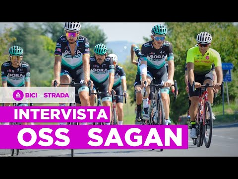 Intervista ad Oss e Sagan alla Strade Bianche 2020