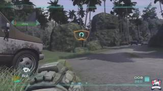 Lets Play - Ghost Recon Advanced Warfighter 2 (Lone Wolfing The Cut)