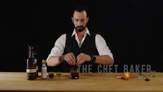 How to make The Chet Baker - featuring Zacapa 23