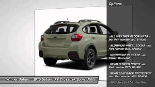 2015 Subaru XV Crosstrek Dover DE S917