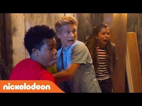 BTS: Nickelodeon's Ultimate Halloween Haunted House   Nick