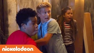 BTS: Nickelodeon's Ultimate Halloween Haunted House | Nick