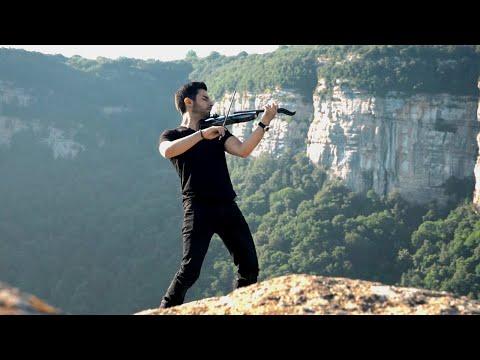 Cover Lagu Natural - Imagine Dragons - Eduard Freixa Violin Cover STAFABAND