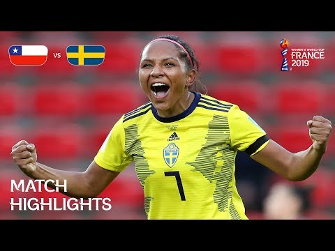 Chile V Sweden - FIFA Women's World Cup France 2019™