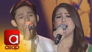 "ASAP: Michael and Roselle sing ""Sana Ay Ikaw Na Nga"""