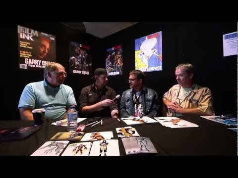 Interview with Garry Chalk, Steve Blum and Rodger Bumpass