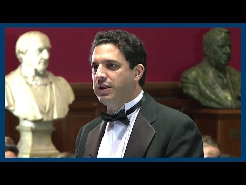 Religion Harms Society | David Silverman | Oxford Union