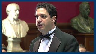 Religion Harms Society | David Silverman | Oxford Union
