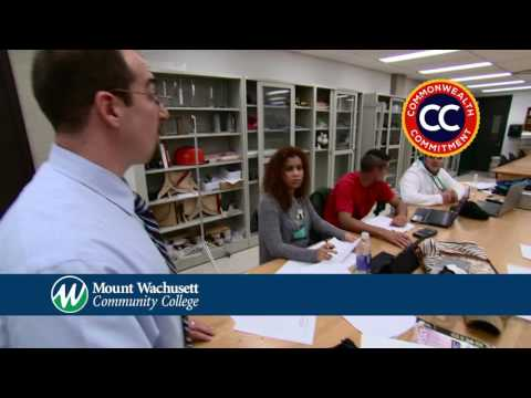 Commonwealth Commitment at Mt. Wachusett Community College