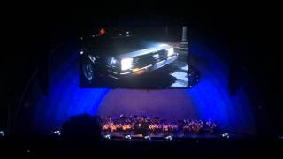 Hollywood Bowl - Back to the Future in Concert: The Clock Tower Scene