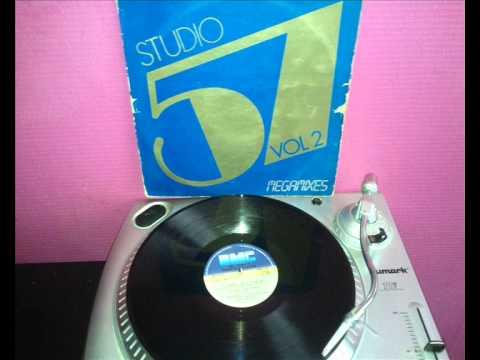 Studio 57 Vol. 2 - Remixed By Ben Liebrand (1983 - Side 3/4)