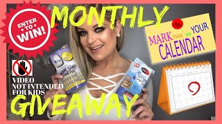 Exciting MONTHLY Giveaway: As Seen On TV Instant Smile Press On Veneers & Temporary Tooth Kit