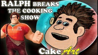 Ralph Breaks the Internet: Cake Art.