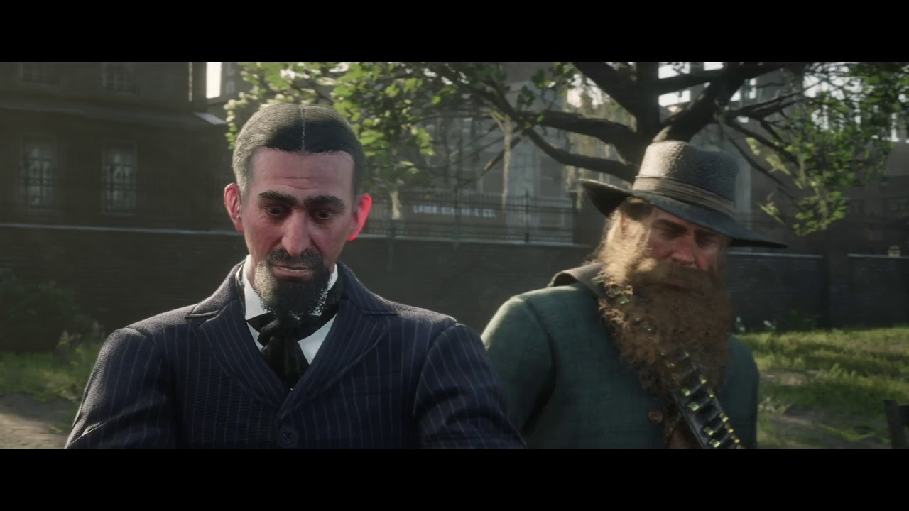 Red Dead Redemption 2 GamePlay Part 180: Professor Marko Dragic, A Bright Bouncing Boy