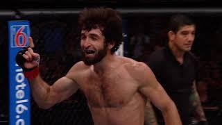 Лучшие финиши участников UFC Moscow