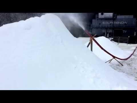 Beskid Sport Arena - SnowBox naśnieżanie