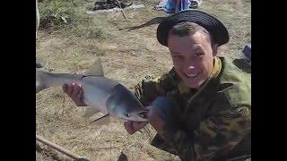 На рыбалке с Серёгой