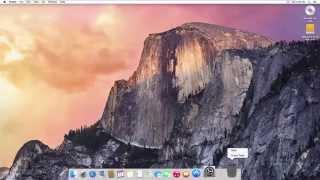 Correction de la Résolution, de Vram et faire Yosemite courir plus vite sur une machine virtuelle (VMware)